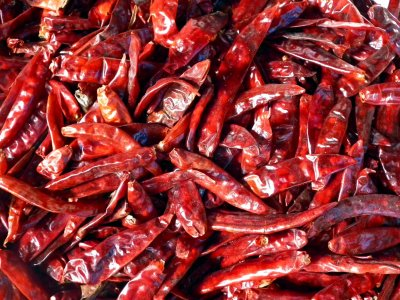Peppers, Chili, Dried