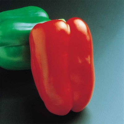 Peppers, Elongated, Clovis, Red / Lamuyo, Red