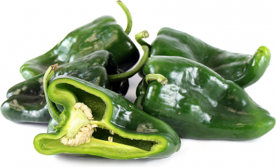 Peppers, Pasilla, Green