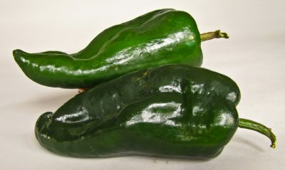 Peppers, Poblano