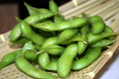 Edamame Organic Soybeans in Pods
