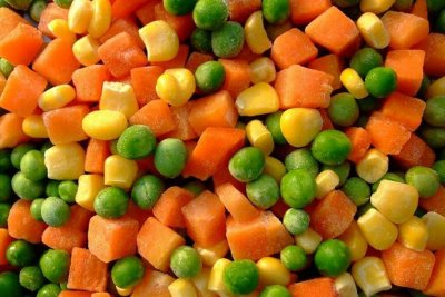 Mixed, Fresh, Frozen Vegetables