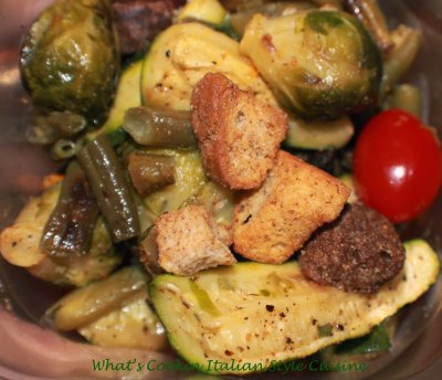 Tuscan Vegetable Medley with Extra Virgin Olive Oil, Frozen
