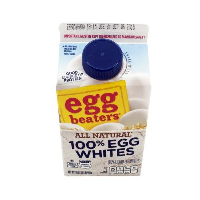 Egg Beaters, All Natural 100% Egg Whites