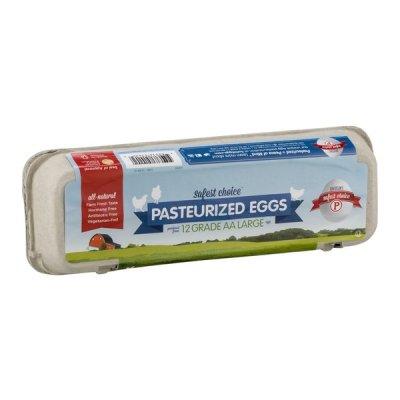 Eggs, Pasteurized Shell, Large