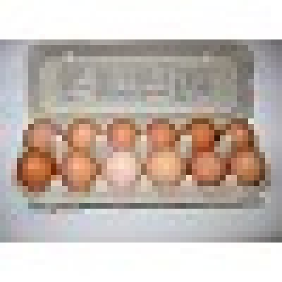 Eggs, Brown, Large, Grade AA, Free Nested Cage Free