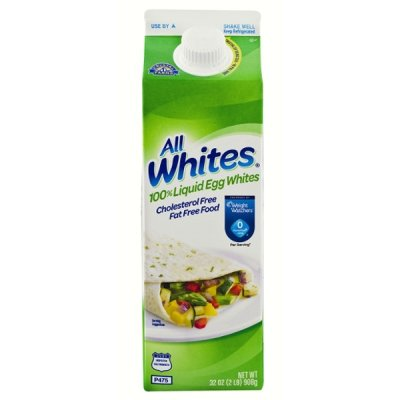 Egg Whites, 100% Liquid Egg Whites