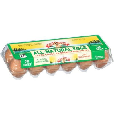Grade AA Large Eggs