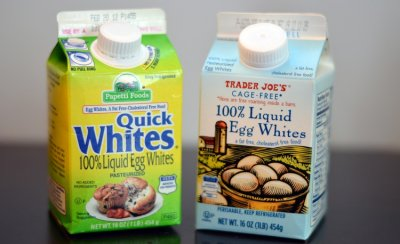Pasteurized Pure Liguid Egg Whites