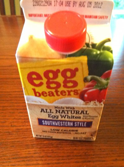 Real Liquid Egg Whites