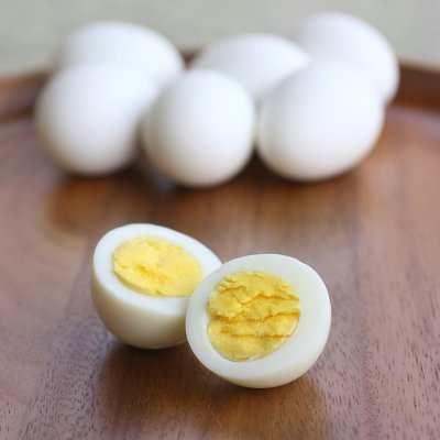 Eggs, Hard Boiled