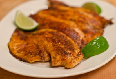 Tilapia Mild & Tender Fillets