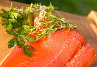 Smoked Salmon Alaskan Red Sockeye