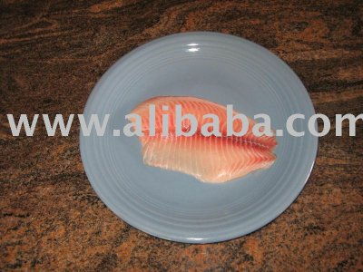 Tilapia Fillets, Boneless & Skinless, Frozen