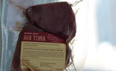 Ahi Tuna Steak, Frozen