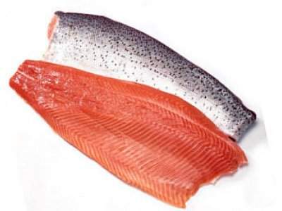 Salmon, Fillets