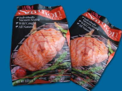Wild Salmon Fillets