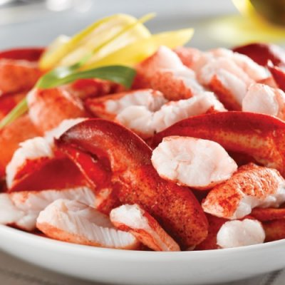 Fully Cooked Lobster Meat, Maine Lobster,