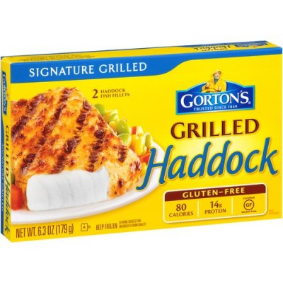 Haddock, Signature Grilled