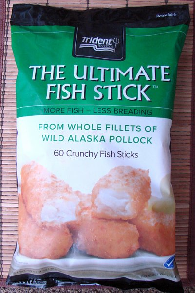 The Ultimate Fish Stick
