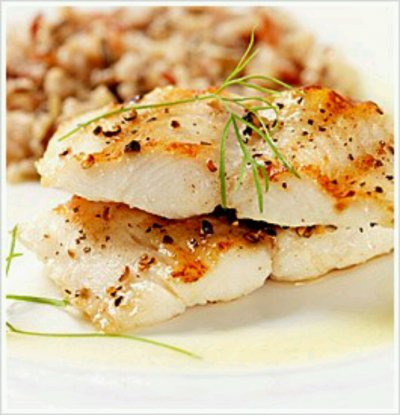 Tilapia, Citrus Peppercorn