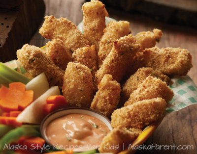 Wild Alaska Pollock Fish Sticks