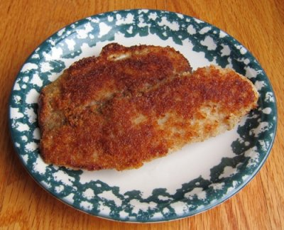 Fish Fillets, Crunchy Breaded