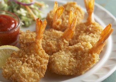 Shrimp, Breaded Butterfly, Jumbo