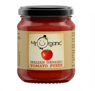 All Natural Tomato Puree