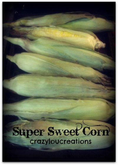 Super Sweet Corn