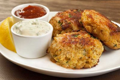 Authentic Maryland Style Crab Cakes