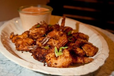 Crunchy Coconut Shrimp