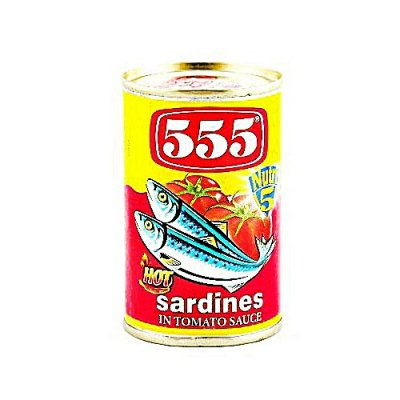 Sardines In Hot Tamoto Sauce