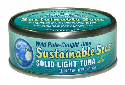 Solid Light Tuna In Water