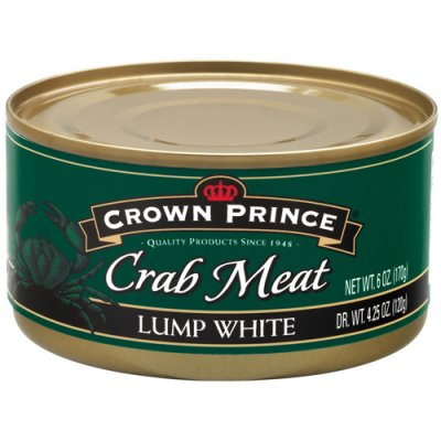 Fancy White-Lumo Crab Meat