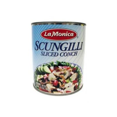 Sliced Conch, Scungilli