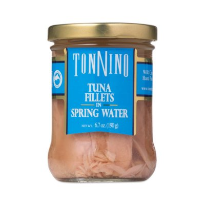 Tuna Fillets In Spring Water