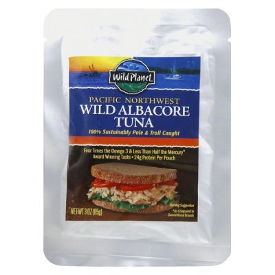 Pacific Northwest Wild Albacore Tuna