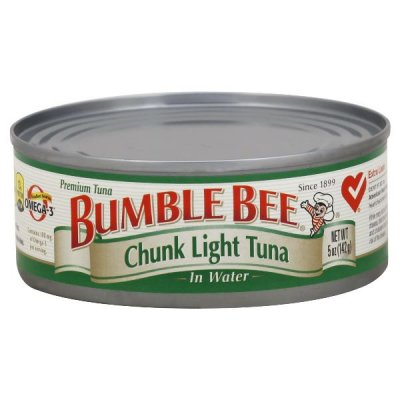 Premium Original Chunk Light Tuna In Water