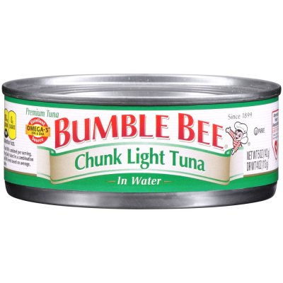 Tuna, Premium Light in Water