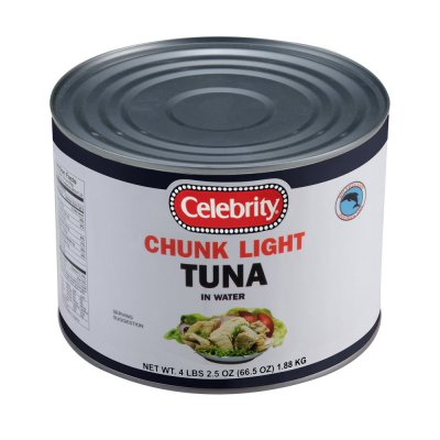 Tuna,Chunk Light In Water 5 Oz Cans