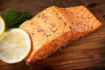 Farm-Raised Atlantic Salmon Fillets