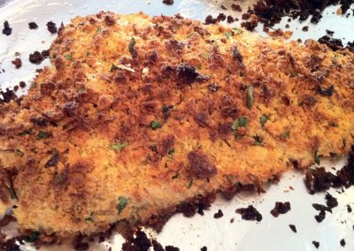 Fish Filets, Crunchy, Golden Breaded, 100% Whole Fillets