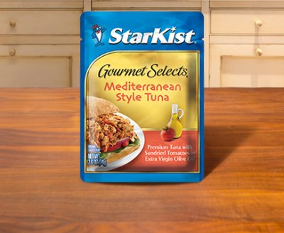Gourmet Selects, Mediterranean Style Tuna