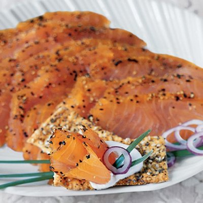 Kendall Brook Salmon, Prize Smoked-Atlantic