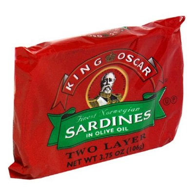 Norway Sardines in Pure Olive Oil