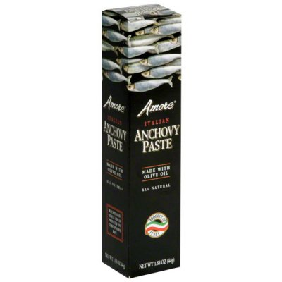 Anchovy Paste, with Olive Oil