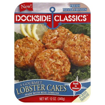 Imitation Lobster Meat, Chunk Style, Fat Free