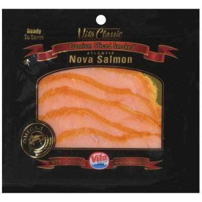 Nova Salmon, Atlantic