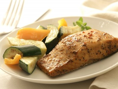 Seasoned Grill, Wild Pacific, Salmon